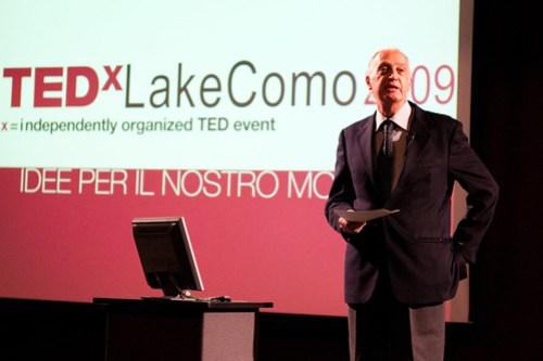 Ulderico Capucci - TEDxLakeComo