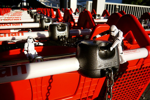 Shopping Cart Hijackers