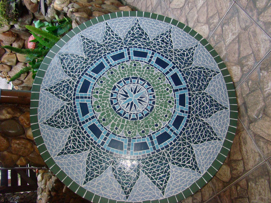 Mosaicos The World 39s Best Photos Of Mandalas And Mosaicos Flickr