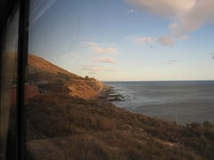 Coast Starlight Train Ride
