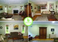 Mumbo Jumbo: Before Redesign: Jennifer's Living Room