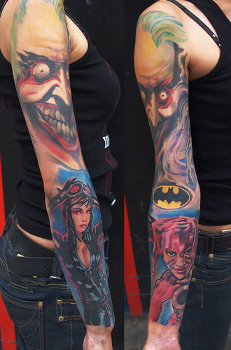 3587007694 24e920e1d9 As melhores tatuagens do Coringa: galeria de fotos
