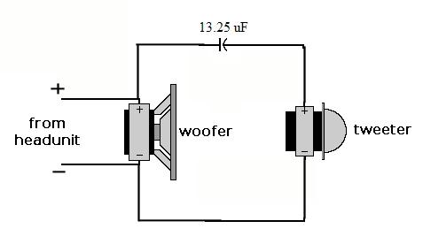 Tweeter Speaker Wiring - Wiring Diagram Online