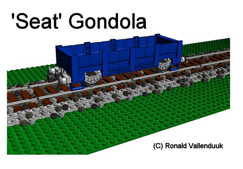 Duqs LEGO Seat Gondola