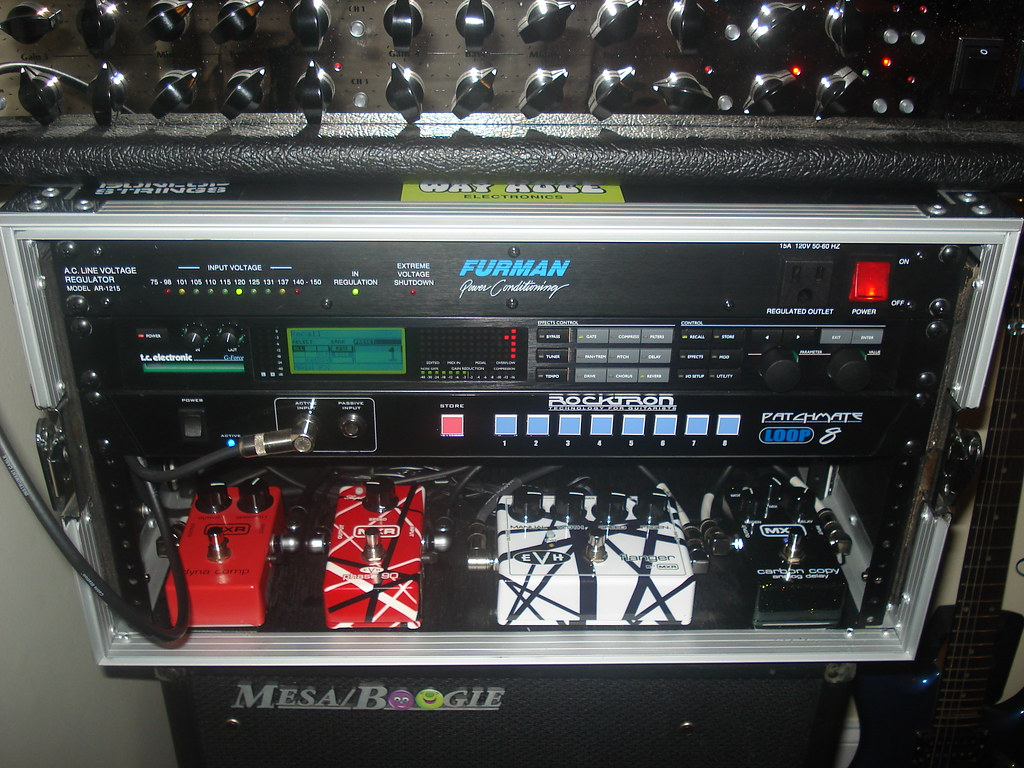 Mesa Boogie Rocket 44 Help My Rack Is A Flustercuck Page 4 The Boogie Board