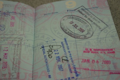 New passport time