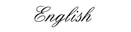 25 eleganti e raffinati fonts calligrafici di alta qualità