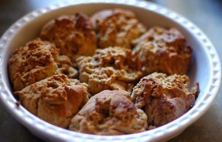gluten-free cinnamon rolls, a work in progress - Gluten Free Girl and ...