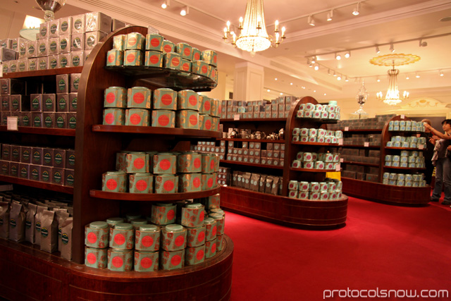 Fortnum & Mason teas