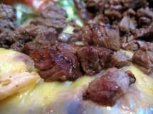 nuevo laredo cantina - diced fajita steak