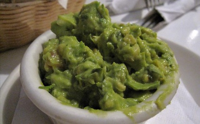 taqueria del sol - great green of guacamole by you.