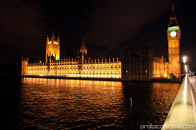 Big Ben and Parliament