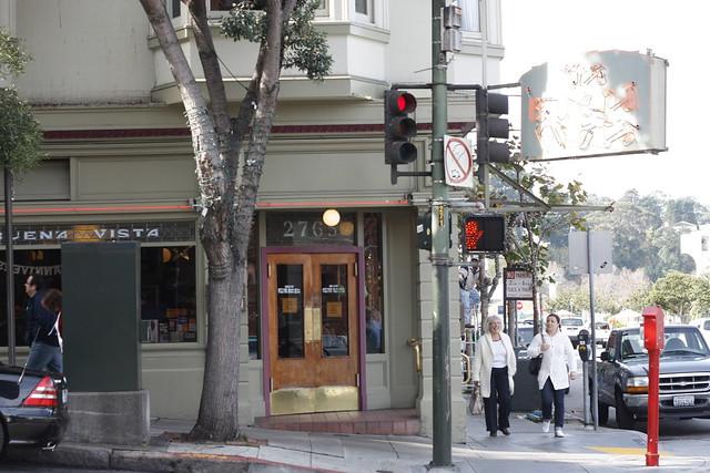 The Buena Vista Cafe