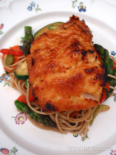 4031099870 445a88e7bc Miso Marinated Cod with Sesame Soba Noodles