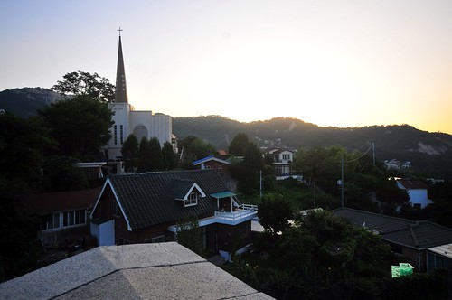 Church, Buam-dong