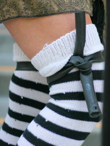Sarah's garter