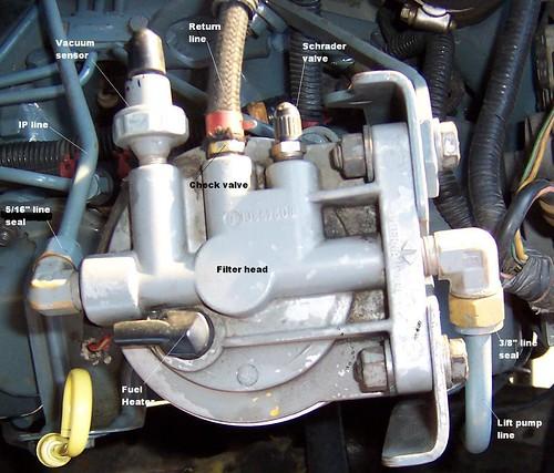 73 Diesel Fuel System Diagram Wiring Diagram