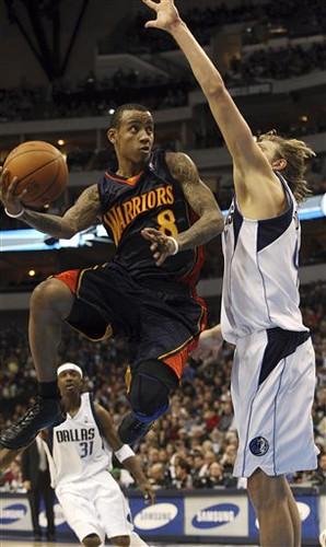 Warriors Mavericks Basketball
