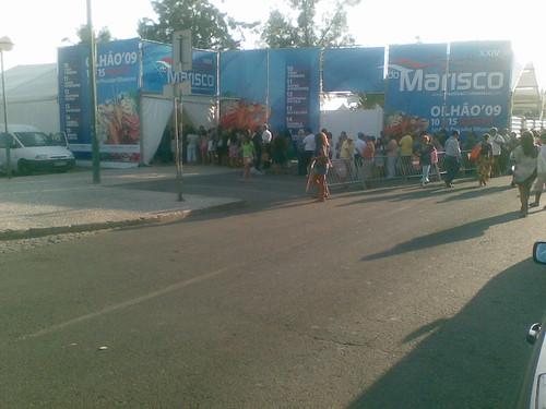 XXIV Festival do Marisco de Olhão 2009