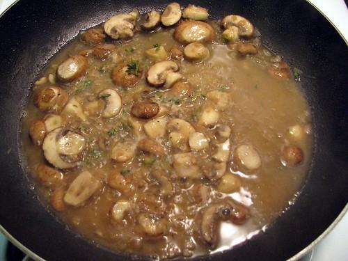 Vermouth Mushroom Pork Chops 3