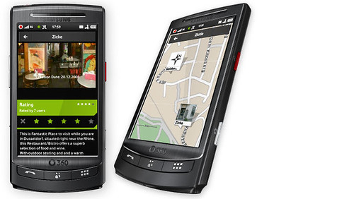 Vodafone 360 Screenshots
