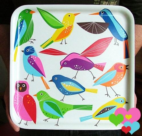 Bird Tray @ IKEA