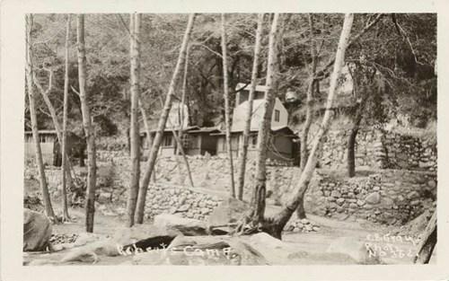 Robberts Camp, ca. 1912 - ca. 1931