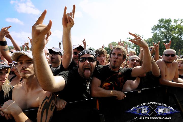 Rockstar Energy Mayhem Fest Atlanta Ga 2009
