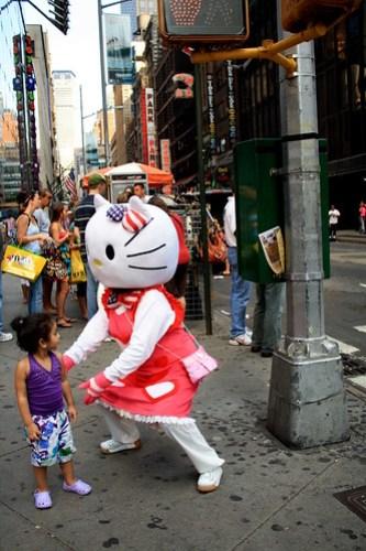 Hello Kitty Kidnappe vos enfants