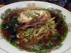 yakitori jinbei - shouyu ramen