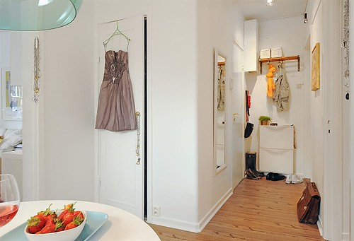 Small Space With Big Attitude