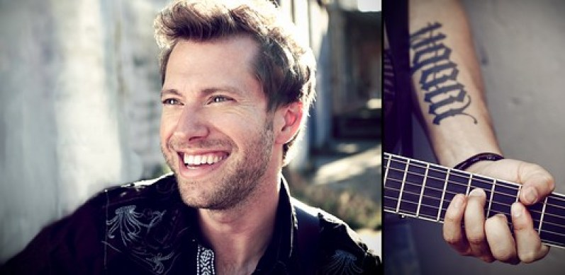 Jesse Tucker, guitarist, singer & songwriter