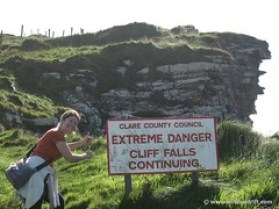 Extreme Danger - Ha, I laugh in the face of danger!