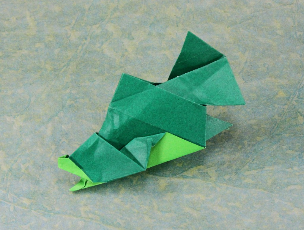 Origami Fisch The World S Most Recently Posted Photos Of Fisch And Origami