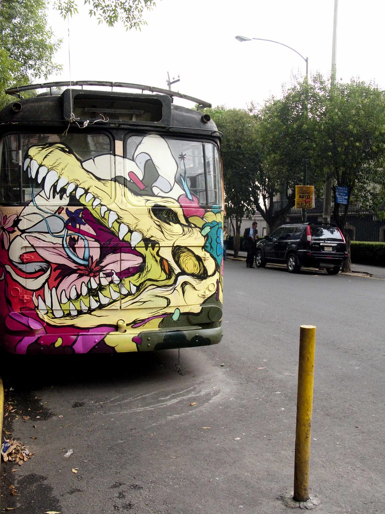 Arte Urbano En Mexico Df The World S Best Photos By Arte Callejero Flickr Hive Mind