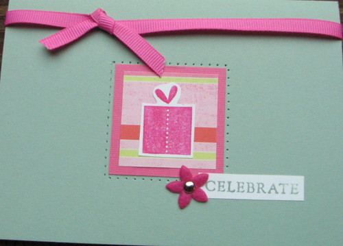 Celebrate Present Card