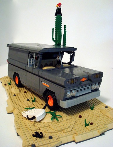 LEGO 1960 Chevrolet Apache