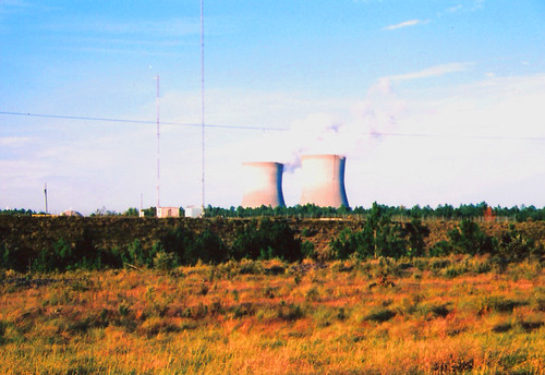 Plant Vogtle - 30 ish miles south of Augusta, GA