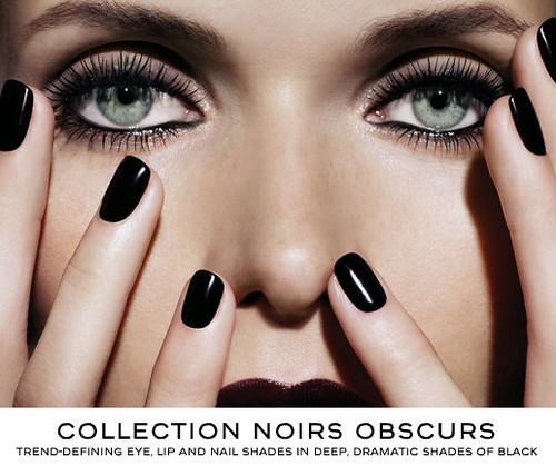 Chanel Noirs Obscurs Collection