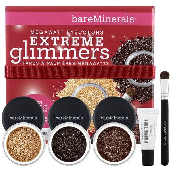 Bare Excentuals Extreme Glimmers Holiday Gift Set