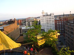 City Museum Roof