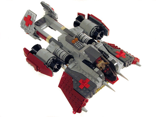 LEGO StarCraft II Medivac Dropship