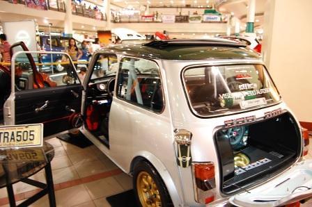 TRA Classic Mini Cooper