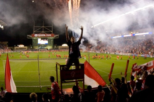Toyota Park. Photo: section8chicago on Flickr