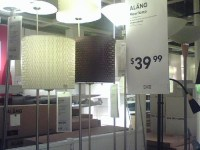 Ikea Alang floor lamp - a photo on Flickriver