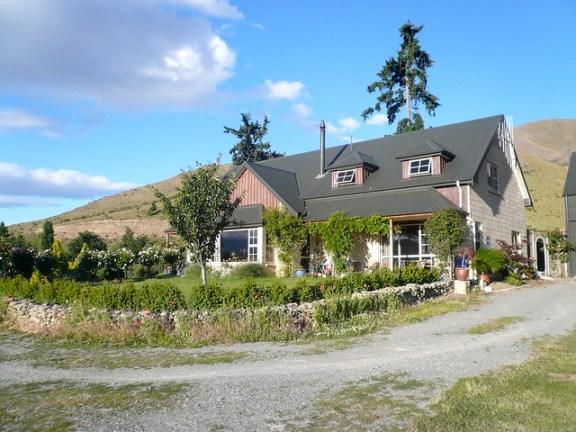 Lake Ohau - Buscot Station