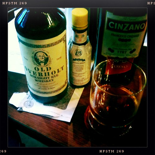 Cocktail hour redux