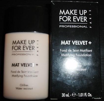 Makeup Forever Mat Velvet
