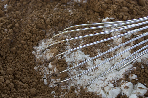 Chocolate and Flour