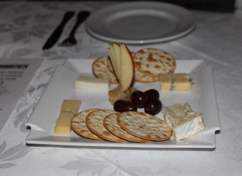 Hart House Cheese Plate